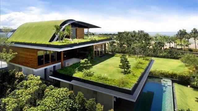 Xây dựng xanh, hoàn toàn có thể